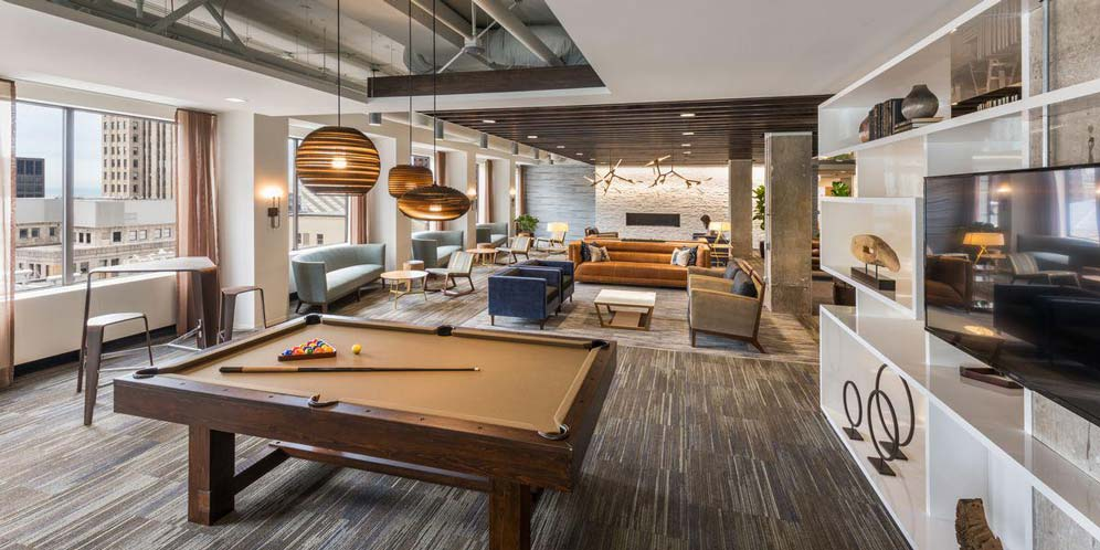Bringing Home and Hotel Designs into Office Spaces