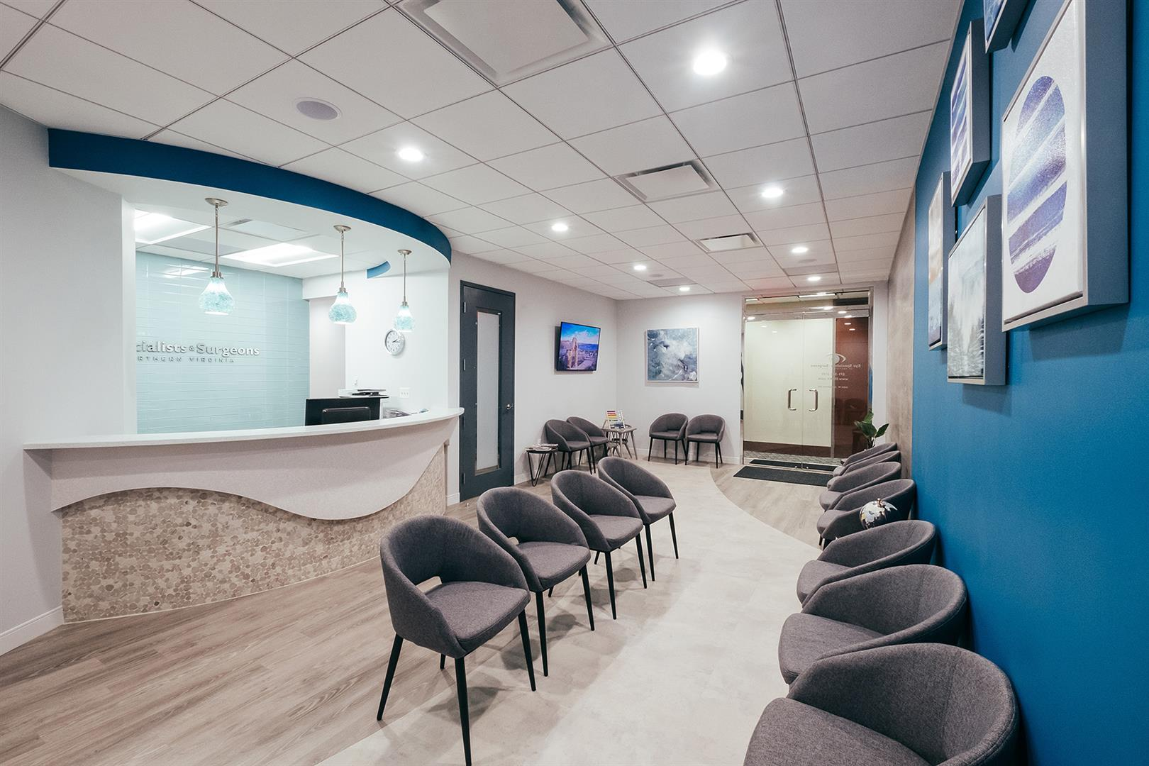 Eye specialists surgeons of northern virginia interior - Interior designer northern virginia ...
